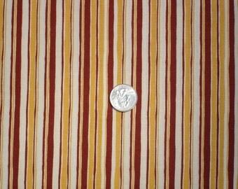 CLEARANCE - Boys will be boys stripes - 1 yard