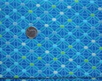 """END OF BOLT - Revive blue restful medallions - 43"""""""