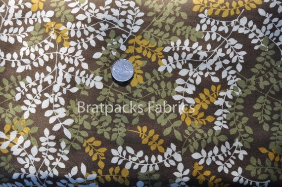 CLEARANCE - Etchings packed vines - 1 yard