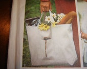 Simplicity Vintage Pattern for Totes and Handbags