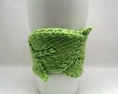 Leaf Cuddler PDF Knitting Pattern