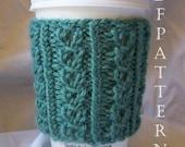 Goji - Cup Cuddler PDF Knitting Pattern