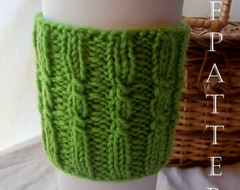 Java Instant Download PDF Knitting Pattern