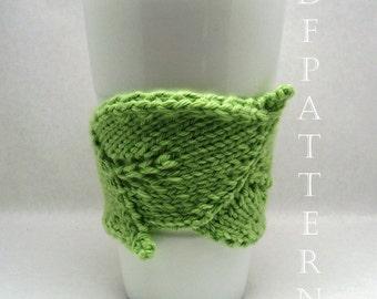 The Original Leaf Cuddler Knitting Pattern PDF Instant Download