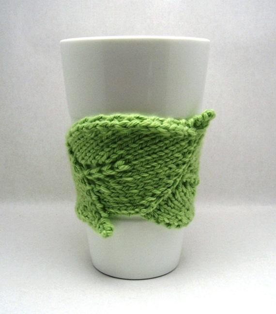 Leaf Cup Cuddler