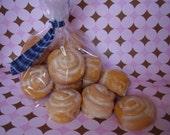 Cinnamon Bun Bakery Tarts