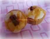 Caramel Cinnamon Latte Bakery Tarts
