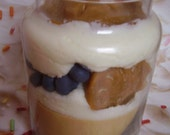 30oz Blueberry Muffin Pie Bakery Jar Candle