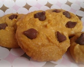 Chocolate Chip Cookie Tarts