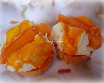 Carrot Cake Bakery Tarts