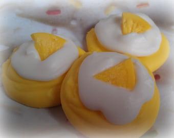 Lemon Sugar Cookie Tarts
