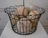 Vintage Baseballs, lot of 8