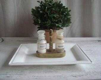Vintage Salt and Pepper Set