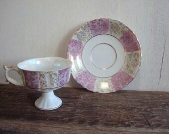 Beautiful Vintage China Tea Set