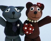 Custom Cake Topper - College Mascots