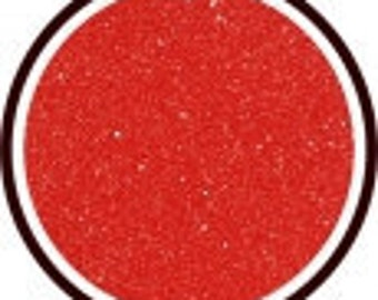 1 Full Pound Red Colored  Sand
