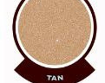 1 Full Pound TAN Colored  Sand