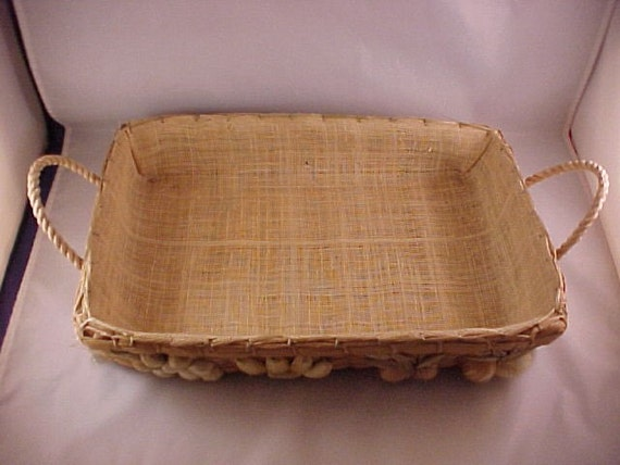 9x13 Handled Casserole Serving Basket