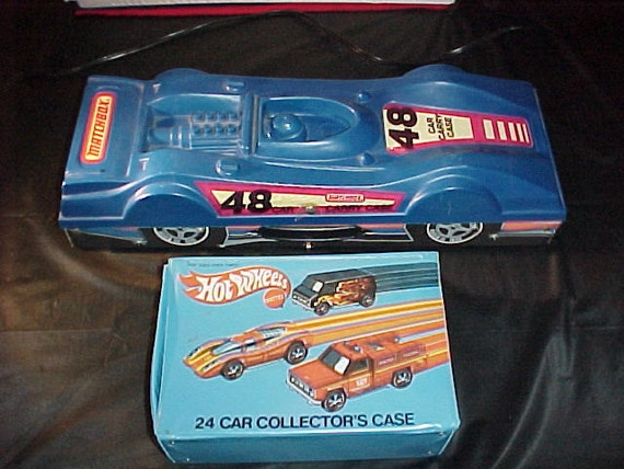 Hot Wheels Toy Car Holder Case : Matchbox cars and hot wheels car carry cases