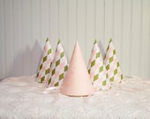 Party Hats, Set of 5