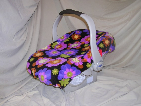 infant car seat carrier cover daydreamer by bucksandbunnies. Black Bedroom Furniture Sets. Home Design Ideas