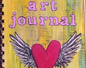 Journal-once-a-Month Club, Art Journal for Kids