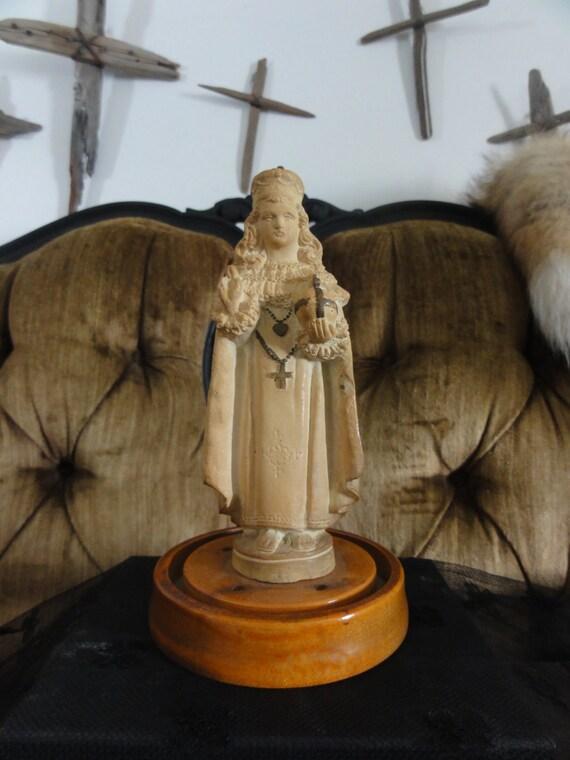 Antique INFANT OF PRAGUE Statue