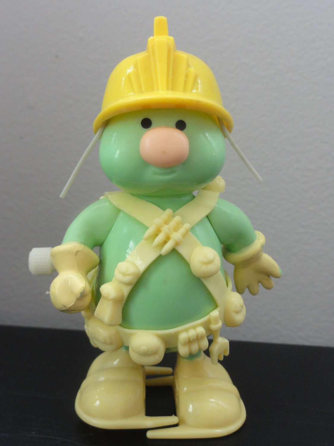 Fraggle Rock Wind Up Toy 1980s Characters From Fraggle Rock