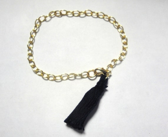 Choose Your Own Tassel Bracelet