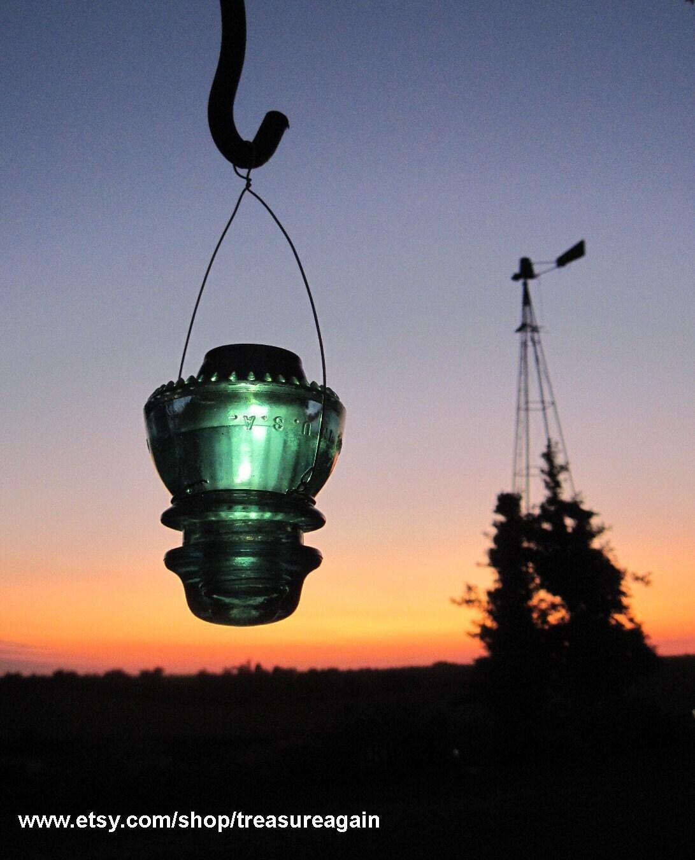 Solar Glass Insulators By Treasureagain