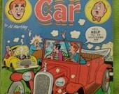 Vintage Archie's Car Comic