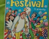 Vintage Archie's Festival comic