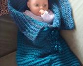 Baby Afghan Wrap