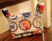 Going Coastal Fabric Storage Basket