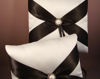 2 Fifth Avenue Ring Bearer Pillows - Choose Your Colors