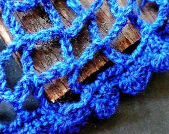 Driftnet pure wool necklace