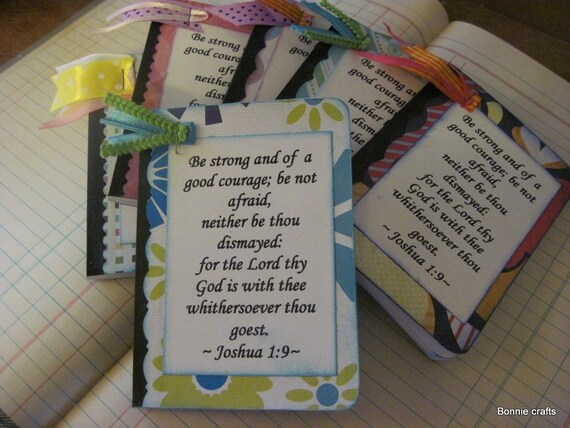 Cute mini composition notebooks