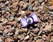 Bieber Hair Clip Purple for rileysmommy143