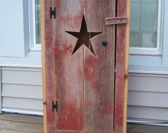Primitive Star Cabinet