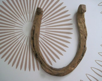 Antique, Rustic, and Primitive Lucky Horseshoe