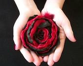 Twilight inspired hair flower