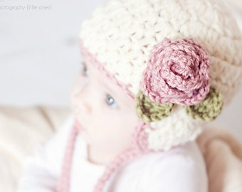 Instant Download Crochet Pattern - Basic Beanie Crochet Pattern with lots of customizable options for all ages