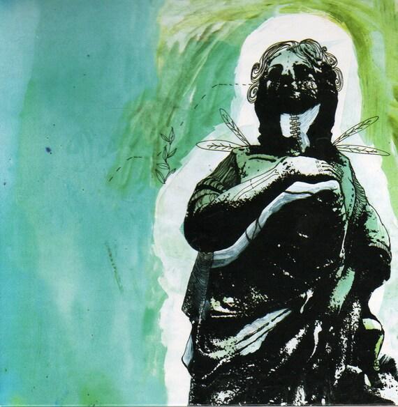 Big Blood - Dead Songs - Vinyl lp (TIME-LAG 051)