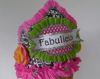Birthday Hat, birthday crown, adult birthday hat, childs birthday hat, customize