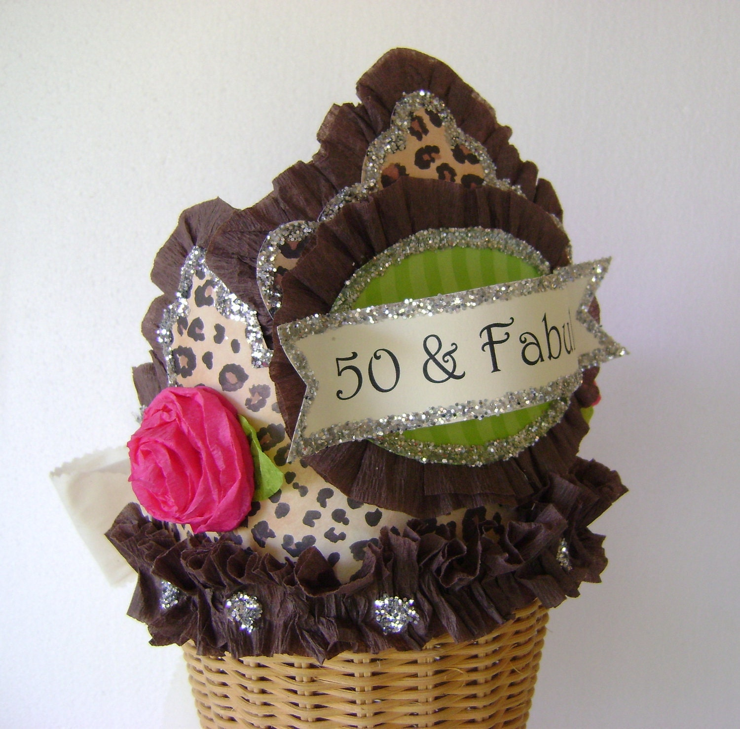 Items Similar To 50th Birthday Party Crown/Hat- Adult