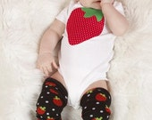 Black Strawberry Outfit