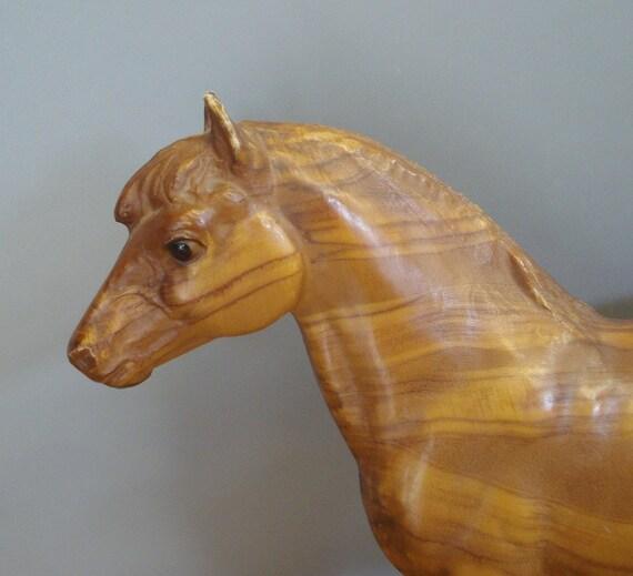Breyer Woodgrain Shetland Pony Number 925