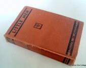 Little Men by Louisa May Alcott auther of Little Women