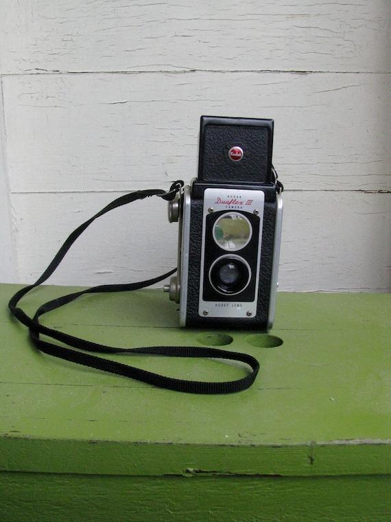 1954 Duaflex III Camera by Kodak