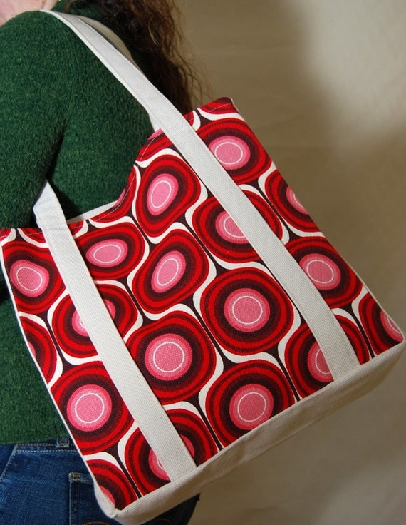 Canvas Tote Bag -- Last One